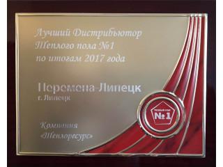 Лучший дистрибьютор 2017