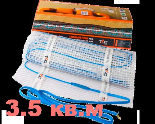 Нагревательный мат 3.5м² 525Вт